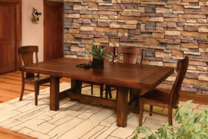 Wellington Trestle Dining Set