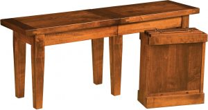 Williamsburg Dining Bench