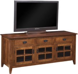 Wright Mills T.V. Stand