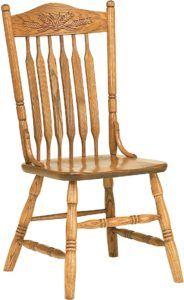 Autumn Wheat Chair