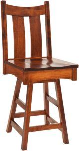 Country Shaker Barstool