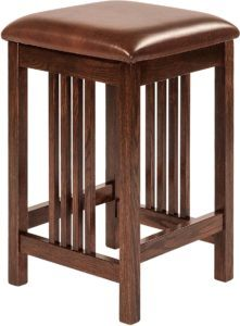 Griffin Wooden Bar Chair
