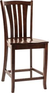 Harris Wooden Bar Chair