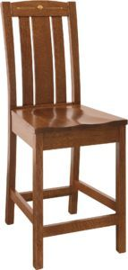 Mesa Amish Bar Chair