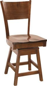 Somerset Swivel Barstool