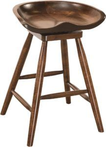 Winslow Wood Barstool