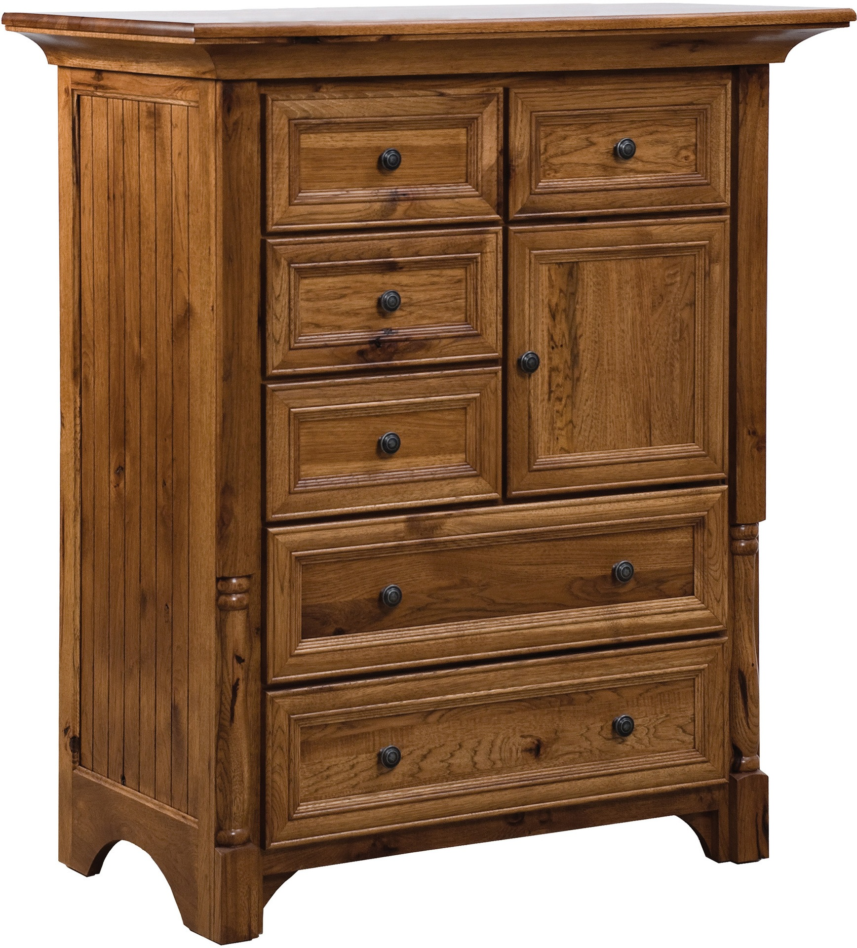 Palisade Chest of Drawers and Door