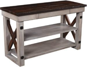 Deco River Console Table