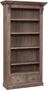 Grand Manor Bookcase