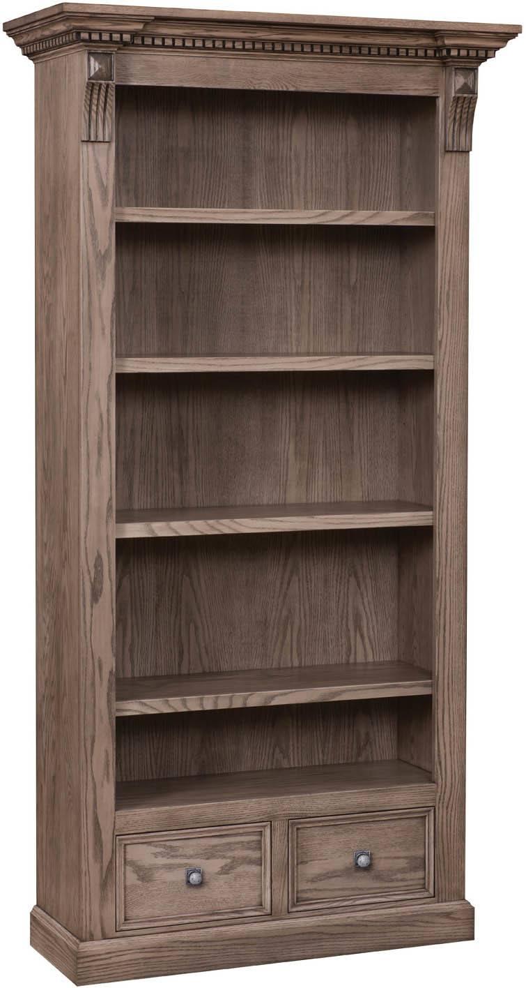 Grand Manor Bookcase