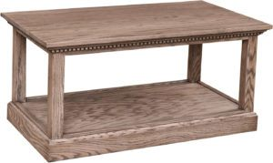 Grand Manor Coffee Table