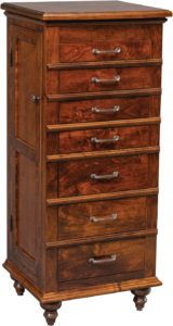 Plymouth Jewelry Armoire