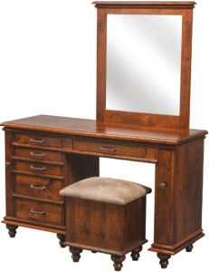 Plymouth Jewelry Dressing Table
