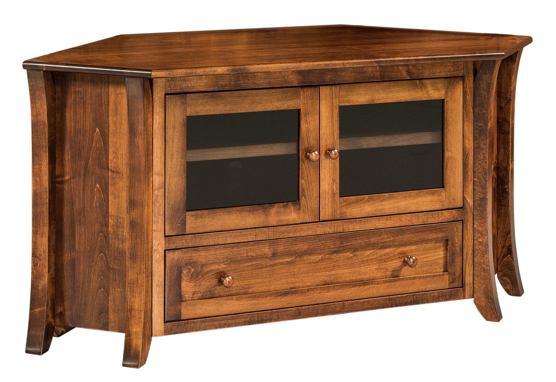 Calendonia TV Corner Cabinet