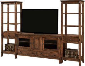 Bungalow Entertainment Console Set