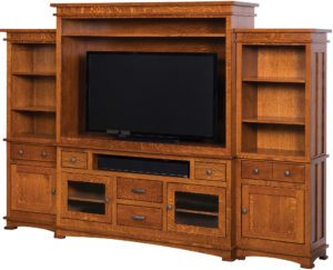 Kenwood Entertainment Center