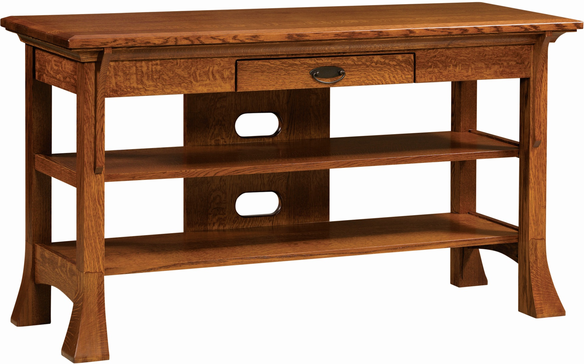 Breckenridge Open TV Console