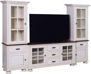 Kaitlyn Entertainment Console Set