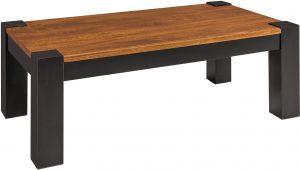 Avion Brown Maple Coffee Table