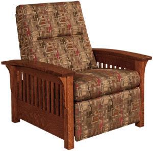 Skyline Slat Chair Recliner