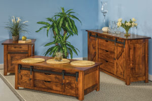 Teton Occasional Table Collection