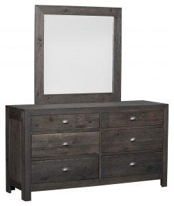 Sonoma Dresser and Mirror