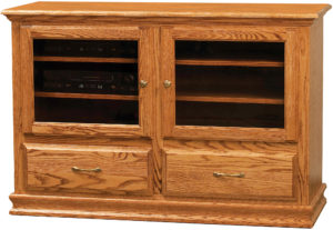 Heritage Small Flush TV Console