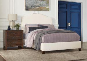 Elliot Fabric Bed