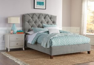 Lily Fabric Bed