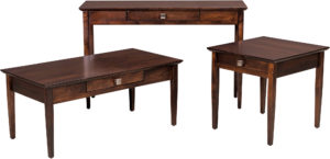 Venice Open Occasional Table Set