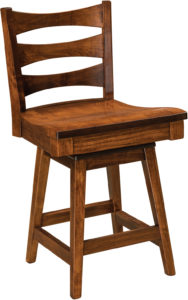 Armanda Swivel Bar Stool