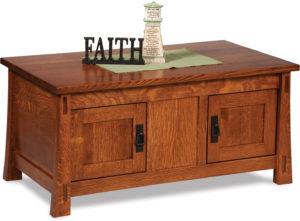 Modesto Enclosed Coffee Table