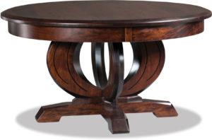 Saratoga Round Coffee Table
