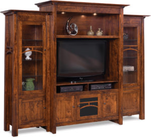 Artesa Three-Piece Wall Unit