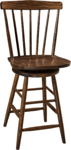 Cantaberry Swivel Bar Stool