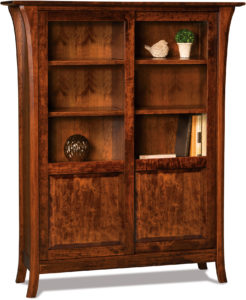 Ensenada Double Bookcase