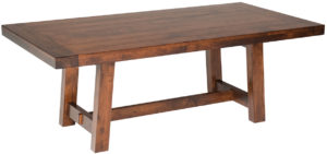 Beaumont Trestle Dining Table
