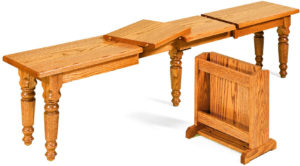 Farmers Dining Bench