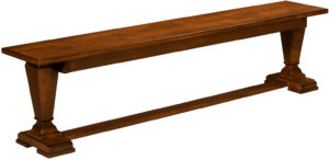 Fulton Dining Bench