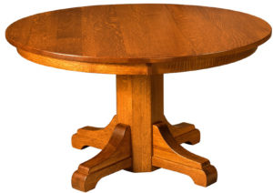 Monteray Split Pedestal Table
