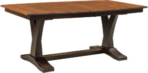Paris Trestle Table