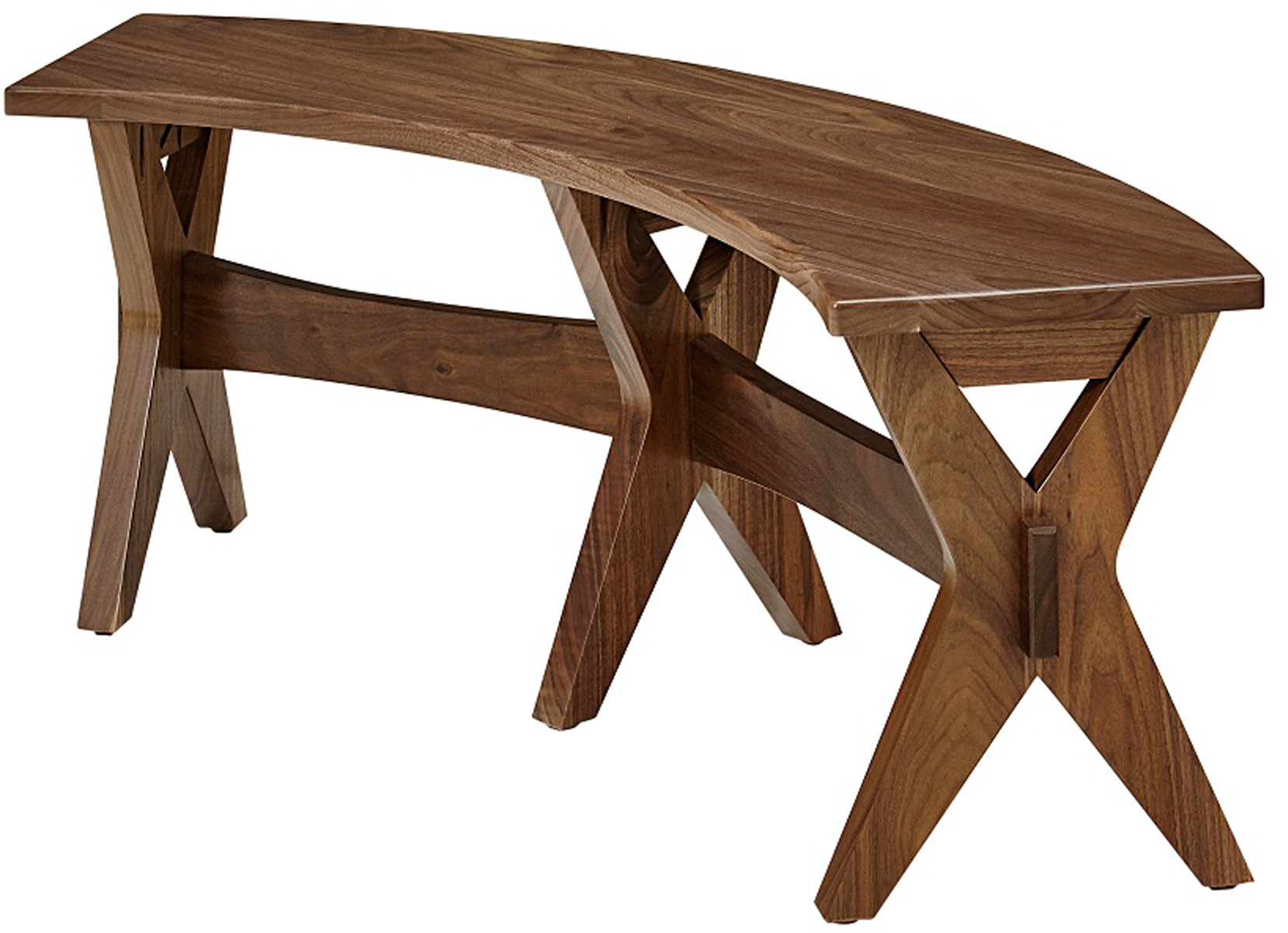 Vadsco Bench Curved