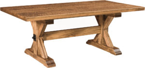 Alberta Trestle Table