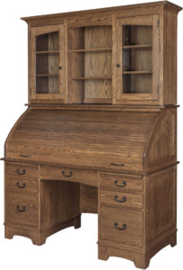 Noble Mission Desk Top Hutch