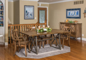 Yukon Dining Room Set