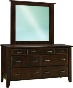 Ashton Seven Drawer Wide Dresser