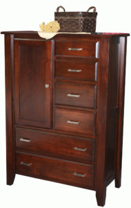 Ashton Six Drawer Gentleman's Chest
