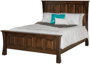 Vandalia Five Panel Bed