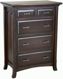 Homestead Five-Drawer Chest