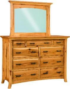 Homestead Nine-Drawer Mule Dresser